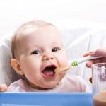 Thực đơn cho trẻ ăn dặm 6 tháng tuổi phát triển toàn diện
