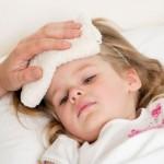 5 sự thật mẹ cần biết khi trẻ bị sốt