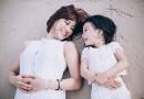 Niềm hạnh phúc của single mom