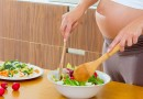 Nguyên tắc dinh dưỡng cho bà bầu ăn chay