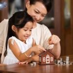 Mẹo tiết kiệm cho các bà mẹ đơn thân