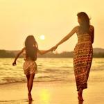 Mẹ đơn thân : Vấp ngã làm ta thêm mạnh mẽ trước sóng gió