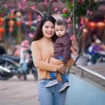 Tâm sự 8x xinh đẹp chấp nhận làm mẹ đơn thân vì đã có con là 'soái ca' của riêng mình