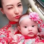 Người mẫu Hồng Quế: 'Từ khi làm mẹ đơn thân, tôi biết hi sinh, lắng nghe và chịu đựng hơn'