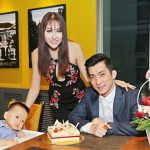 Phi Thanh Vân trải lòng về những khó khăn khi làm mẹ đơn thân