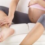 3 tháng cuối thai kỳ, bà bầu bị chuột rút thì nên làm thế nào?