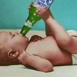 Cho trẻ thử uống bia- Hành động nhỏ, hậu quả lớn