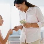 Dạy trẻ quản lý và sử dụng tiền ngay khi còn bé