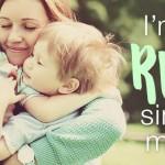Hỡi những người Mẹ đơn thân: Đừng quên hôm nay cũng là ngày của bạn!