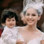 Cuộc sống mẹ đơn thân 'cực muốn chết' của Á hậu Diễm Châu