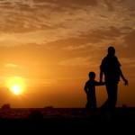 365 ngày thiếu vắng tình cha