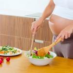 Thực phẩm tốt cho cho bà bầu đang mang thai mùa đông
