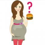 Lý do bà bầu không nên ăn đồ ăn nhanh