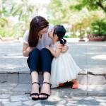 Làm mẹ đơn thân là công nhân thật không đơn giản
