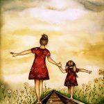 Con gái à, Mẹ sẽ dạy con mạnh mẽ vươn lên!