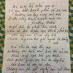 Bức thư của người mẹ đơn thân ung thư viết cho con trai trước khi qua đời: Các bạn có mẹ có cha, thương con côi cút nghĩ mà xót đau