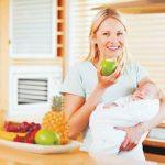 Phụ nữ ăn gì sau sinh là đúng?