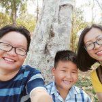 Câu nói ngây ngô của con trẻ và câu chuyện hạnh phúc của mẹ đơn thân với chàng trai tân kém 6 tuổi