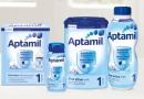 Sữa bột Aptamil có tốt cho trẻ hay không?