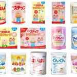 Chọn sữa Nhật của hãng nào dùng là tốt nhất?