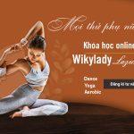 Khóa Học Online Yoga – Lazum3 – Aerobic giá rẻ cho Member Singlemum