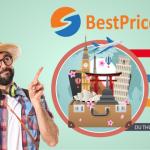 BestPrice đặt phòng khách sạn, mua vé máy bay, tour du lịch giá tốt nhất