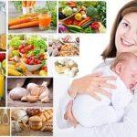 Chế độ dinh dưỡng hợp lý cho phụ nữ sau sinh
