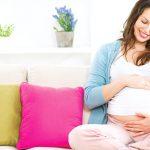 """""""Thử thách ngọt ngào"""" của mẹ khi mang thai 2 tháng"""