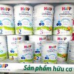Đau đầu đi tìm sữa bột cho con, thật may vì mình đã chọn sữa HiPP!