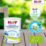 """Vì sao mẹ bỉm sữa thời nay """"phát cuồng"""" vì sữa bột hữu cơ của HiPP?"""